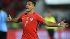 Chile 3-1 Uruguay(vòng loại World Cup 2018 khu vực Nam Mỹ)