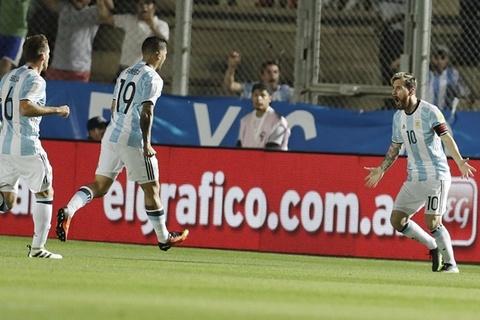 Video bàn thắng Argentina 3-0 Colombia