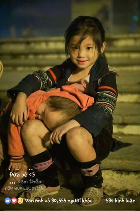du lịch bụi, thợ ảnh Phạm Nhất Việt, cộng đồng mạng, bức ảnh 'Đứa bé' Sa Pa, cảm động bức ảnh, đời sống giới trẻ
