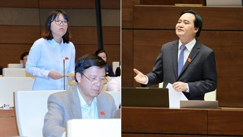 Bộ trưởng GD trả lời về điều giáo viên tiếp khách
