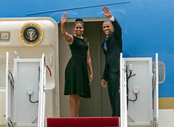 Hé lộ dự định của nhà Obama sau khi rời Nhà Trắng