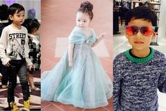 Sành điệu như quý tử, công chúa nhà Hà Hồ, Elly Trần