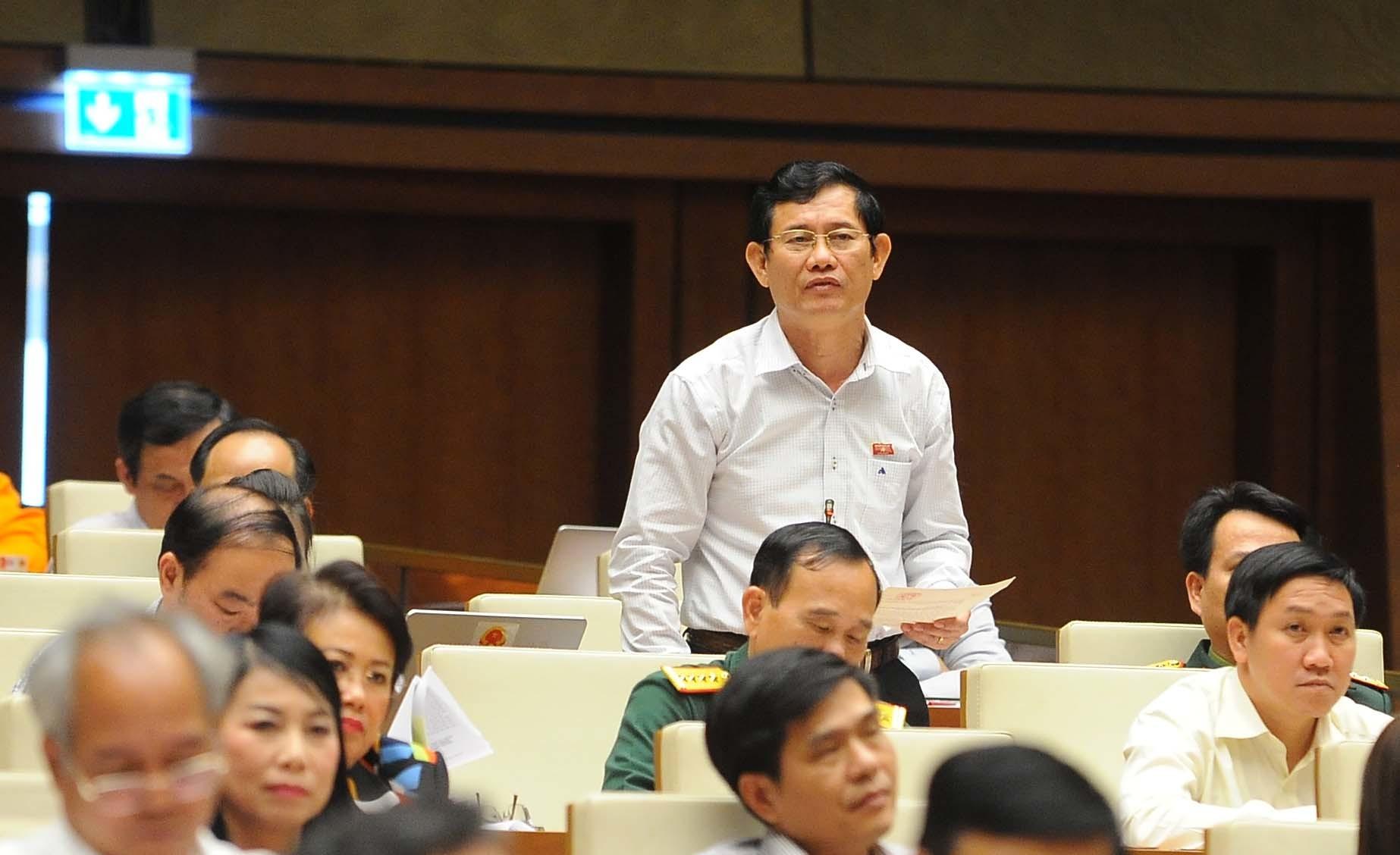 ngô văn minh, bổ nhiệm người nhà, Bộ trưởng Nội vụ, Lê Vĩnh Tân, Trịnh Xuân Thanh,