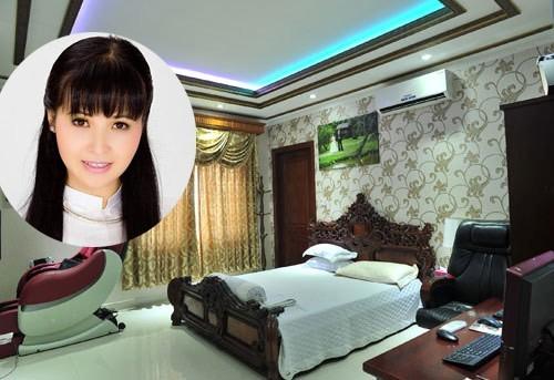 Ngỡ lạc chốn thần tiên khi bước chân vào phòng ngủ xa hoa của các mỹ nhân Việt