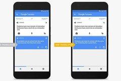 """Google tiến hành """"đại tu"""" ứng dụng Google Translate"""