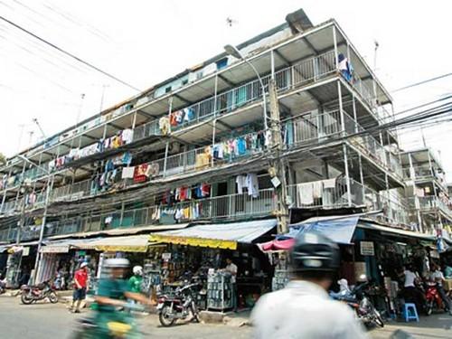 """Cải tạo chung cư cũ: Nhà đầu tư chỉ thích """"nạc"""""""