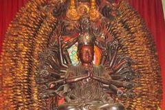 Đại gia Bình Thuận mất trộm tượng vàng 7,5 tỷ