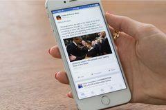 Quyết đấu với Snapchat, Facebook mua hãng công nghệ nhận diện mặt thứ hai