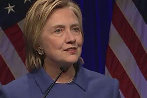 Hillary thú nhận không muốn ra khỏi nhà sau thất bại