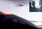 Phát hiện đĩa bay người ngoài hành tinh vụt qua miệng núi lửa?