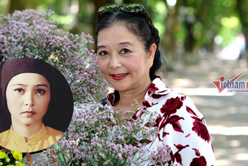 Tuyệt chiêu giữ nhan sắc của diễn viên đóng ni cô Huyền Trang
