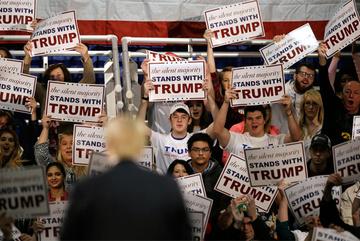 Cảnh báo đáng sợ nếu Trump thất hứa