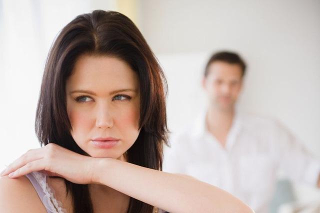 Tôi không muốn anh bỏ vợ, nhất là khi chị ấy bị ung thư