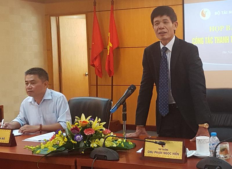 Formosa Hà Tĩnh, cá chết, Bộ Tài nguyên Môi trường, Bộ trưởng Nguyễn Minh Quang