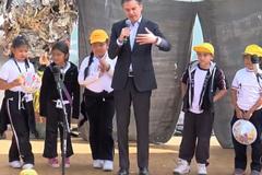 Bộ trưởng Giáo dục Mexico bị học sinh tiểu học sửa lỗi phát âm