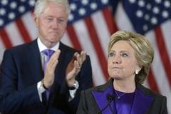 Vợ chồng Hillary tranh cãi nảy lửa trước ngày bầu cử