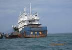 """Phát hiện tàu """"ma"""" bí ẩn trôi dạt trên biển"""