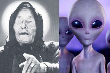 Tiên đoán đáng sợ về người ngoài hành tinh của Vanga