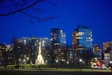 Thăm Boston, thành phố trí tuệ của Hoa Kỳ