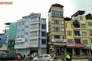 """Chùm ảnh: Nhà siêu mỏng trên đường """"cong mềm mại"""" ở Hà Nội"""