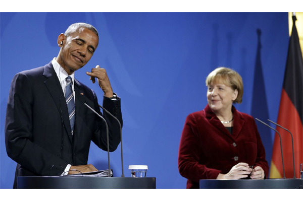 Hình ảnh chuyến công du cuối cùng của Tổng thống Obama