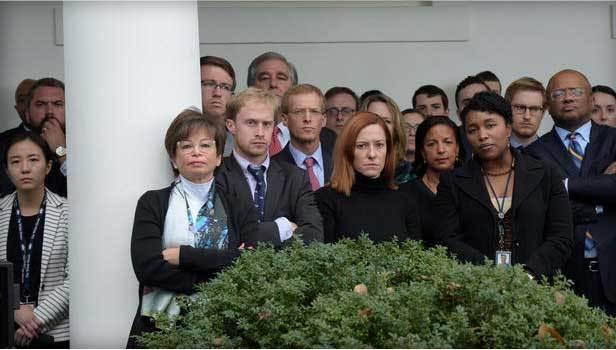 Số phận hàng trăm nhân viên sau khi Obama rời Nhà Trắng