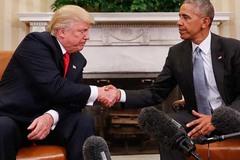Donald Trump và tiền lệ gây tranh cãi của Obama