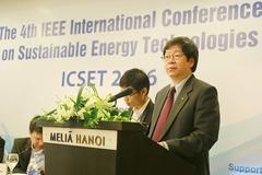 Hội nghị quốc tế công nghệ năng lượng tái tạo đầu tiên ở VN