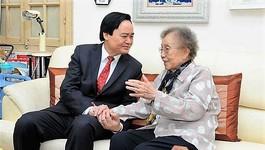 Sau Quốc hội, Bộ trưởng Phùng Xuân Nhạ thăm ai dịp 20/11?