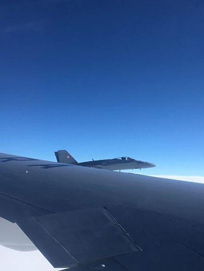 Máy bay của Putin bị chiến cơ Thụy Sĩ đuổi