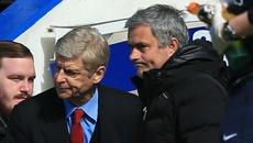 Gay cấn Mourinho vs Wenger thách đấu trước đại chiến