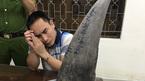 Sừng tê giác 4kg được 'xách tay' qua đường hàng không