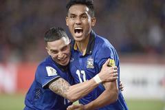 Video bàn thắng Thái Lan 4-2 Indonesia