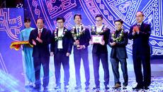 Nhân tài Đất Việt 2016: Tôn vinh 2 giải Nhất về CNTT