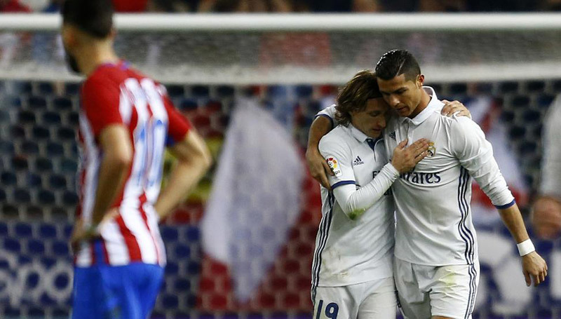 Ronaldo, Cristiano Ronaldo, Real Madrid, Atletico, Atletico vs Real Madrid