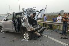 Tai nạn thảm khốc trên cao tốc, 4 người chết