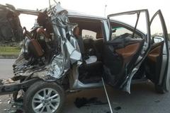 Tai nạn thảm khốc trên cao tốc 4 người chết: Tài xế khai gì?
