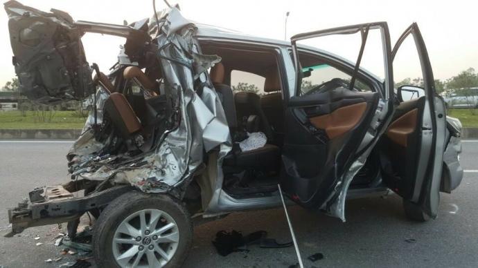 tai nạn trên cao tốc, Hà Nội - Thái Nguyên, tài xế