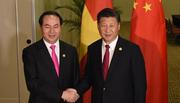 Chủ tịch nước gặp rộng rãi các lãnh đạo APEC 