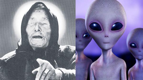 Tiên đoán đáng sợ của nhà tiên tri Vanga về người ngoài hành tinh