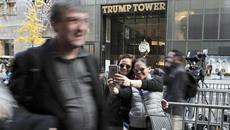 Rộ mốt tới tháp Trump chụp ảnh 'tự sướng'