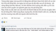Đăng ảnh TQ gán cho quan chức Hà Tĩnh sẽ bị phạt tiền