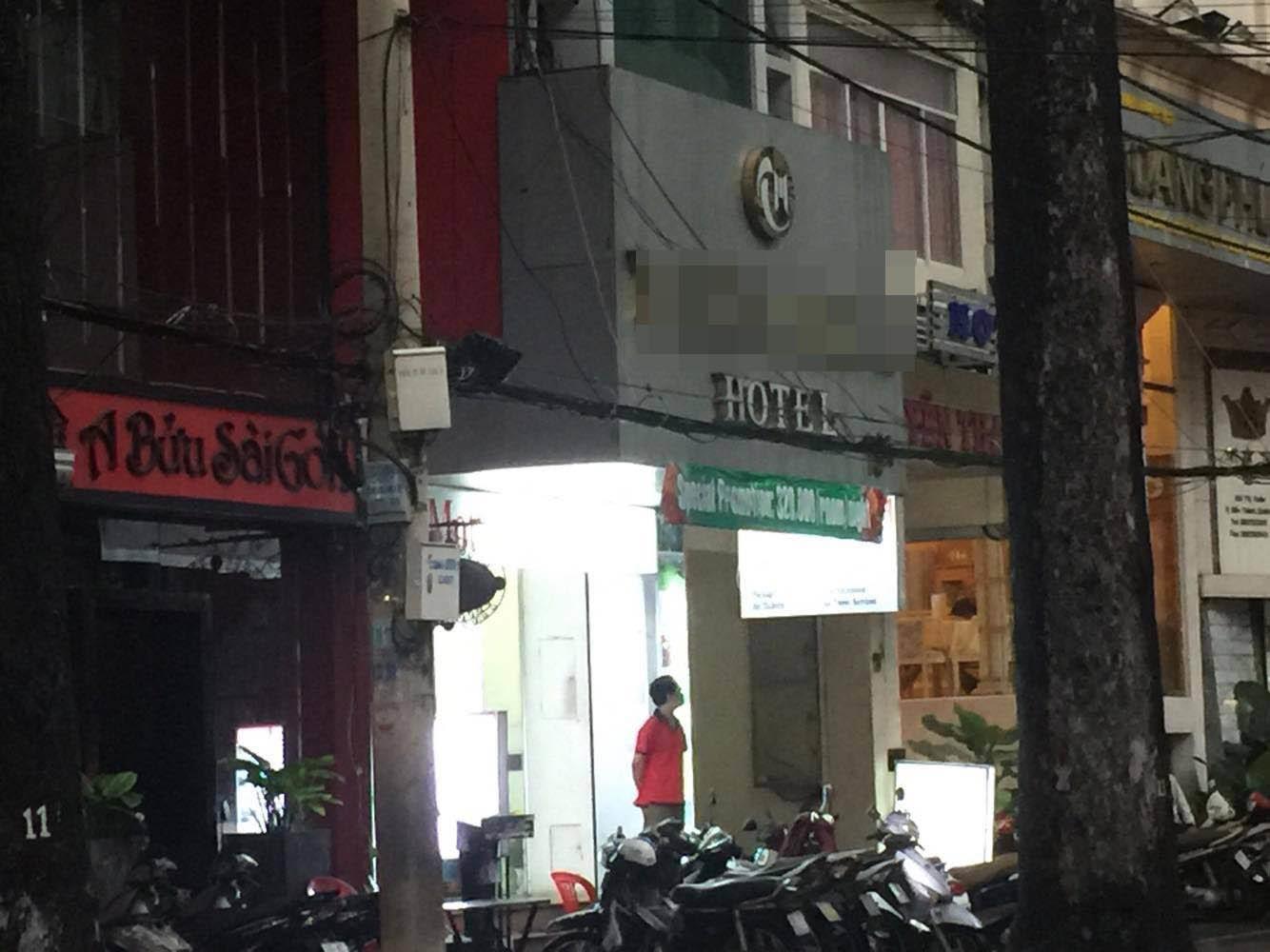 Một Việt kiều tử vong bất thường trong khách sạn