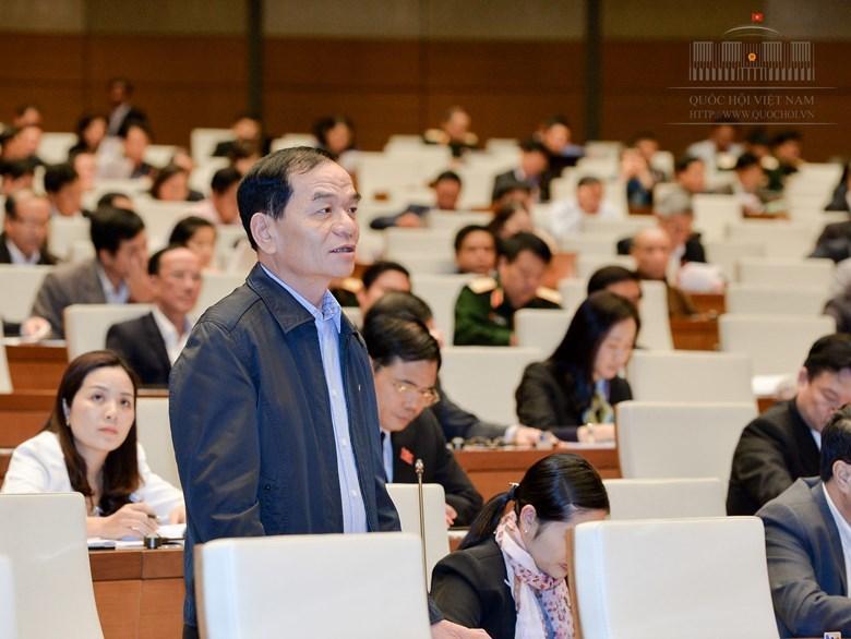 Ngô Văn Minh, chất vấn, Lưu Bình Nhưỡng, lê thanh vân, vũ trọng kim, bộ trưởng trần tuấn anh, bộ trưởng lê vĩnh tân, bộ trưởng phùng xuân nhạ