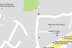 Hai thiếu niên chém người, cướp xe trên phố Sài Gòn