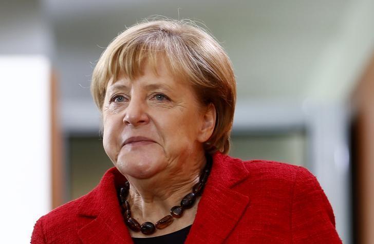 Bà Merkel tranh cử Thủ tướng Đức nhiệm kỳ 4