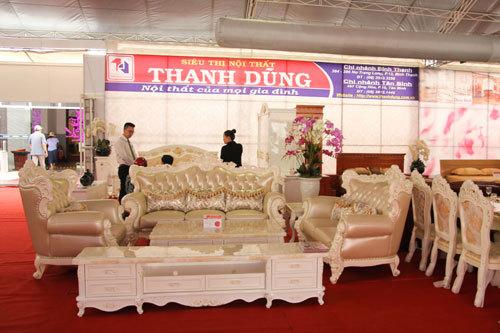 Hội chợ VIFA HOME 2016: Đồ gỗ Việt giữ 'sân nhà'