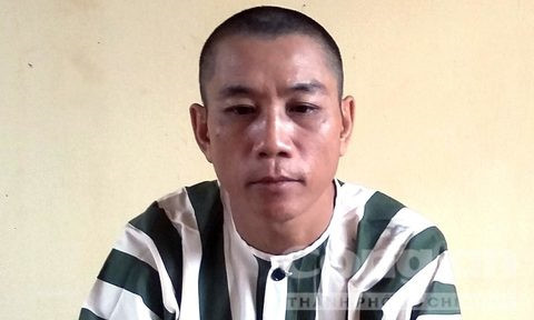 Bắt kẻ giả danh sĩ quan quân đội trốn nã 8 năm