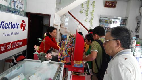 Tỷ phú thứ 4 trúng số 56 tỷ mua vé ở Bà Rịa - Vũng Tàu