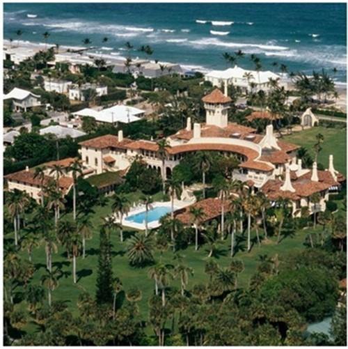 Bên trong resort của Tổng thống đắc cử Donald Trump ở Florida
